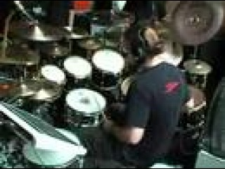 Flo Mounier [CRYPTOPSY] - Cold Hate, Warm Blood (Drum Recording)