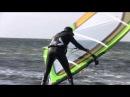 Windsurfen mit 70 auf Fehmarn