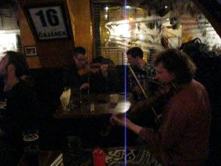 Teada Run Караваев и друзья after party in Shamrock pub 2011
