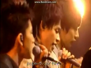 Junno, Uepi, and Maru's performance of Hodokyo