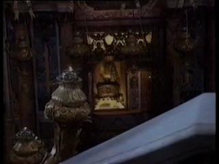 Престол для Антихриста (Юрий Воробьевский 2001)