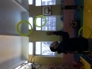 жонглёр кольцами 3 часть