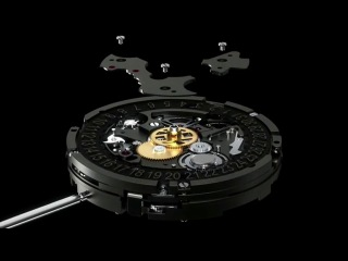 Behold the Hublot UNICO Engine