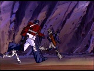 Трансформеры G1 Сезон 3 Эпизод 30 - Transformers G1 Season 3 Episode 30