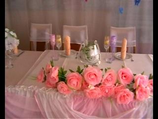 Украшение свадьбы Пилипейко