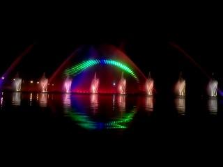 история музыки - Винницкий фонтан Рошен