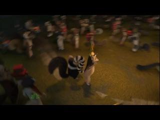 Рождественский Мадагаскар, мультик, США, 2009 г