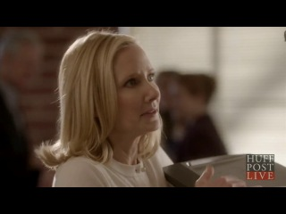 ANNE HECHE DISCUSSES HER NEW NBC COMEDY 'SAVE ME'. + Sneak Peek #1 (1x02 episode)