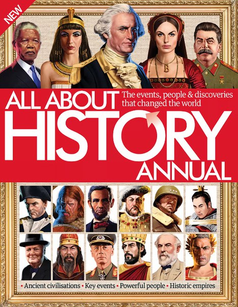 All About History Annual Volume 2 2016
