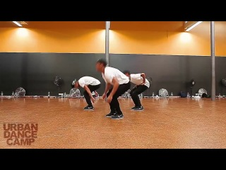 """Quick Crew """"Blurred Lines"""" by Robin Thicke (Choreography) Urban Dance Camp"""