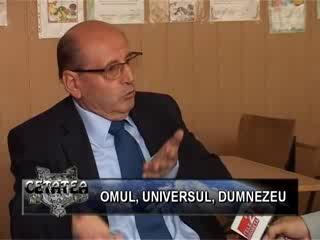 Profesorul Dumitru Constantin Dulcan la Drobeta Turnu Severin