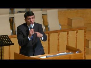 Андрей Вовк к Божьим целям через потрясения Деян 9 26 30
