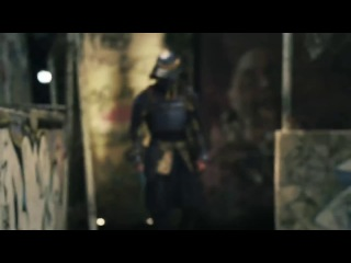 Реклама ниссан - самурай в бразилии / samurai in brazil  - nissin cup noodle commerical