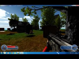 Тестовый gameplay проекта: С.Т.А.Л.К.Е.Р.Н.Я.