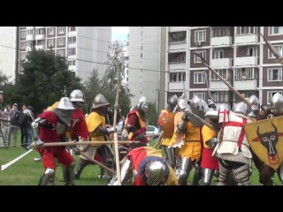 Москва 2012 Клип 'Храбрые Сердцем'