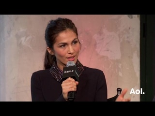 Charlie Cox, Elodie Yung, Deborah Ann Woll and Elden Henson On Daredevil | AOL BUILD | AOL BUILD