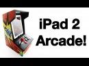 ICADE Arcade Cabinet for iPad iPad 2