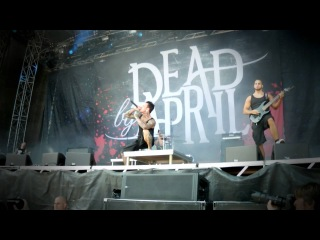 Dead by April - Intro + twofaced (Live at Sonisphere in Stockholm, Sweden 2011)