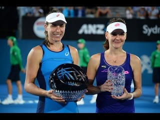 2017 Apia International Sydney Finals | Johanna Knota vs Agnieszka Radwanska | WTA Highlights