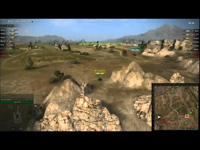 World of Tanks Battle for Kiev june Hive vs Brazerz