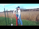How to use a fence post puller