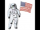 Американцы были на Луне - о флаге и других тонкостях полётов
