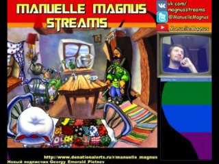 Manuelle Magnus Streams: Red Comrades Save the Galaxy: Reloaded (MS Windows) (part 1)