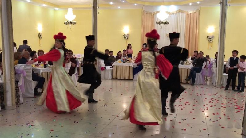 Калмыцкий танец ШАРКА БАРКА