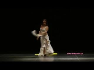 Tahira (Poland) - Let's Dance Festival, Prague 2012 2891