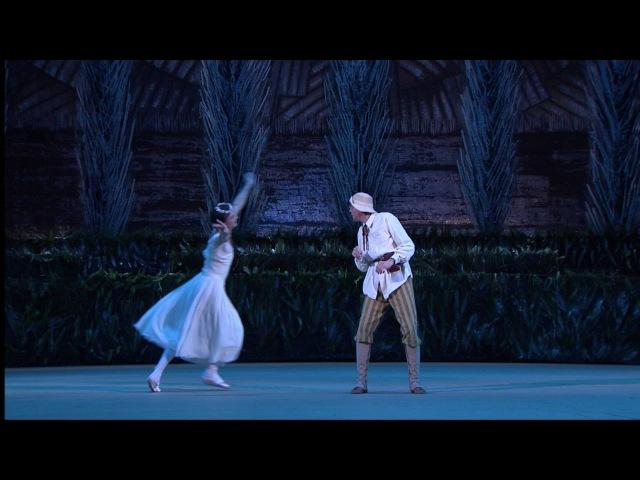 СВЕТЛЫЙ РУЧЕЙ Большой балет в кино 2016 17 отрывок 1