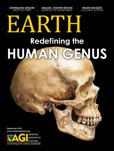 Earth Magazine - September 2016