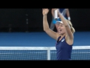 Final point Daria Gavrilova vs Timea Bacsinszky AusOpen R3