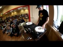 Презентация DJ Nazina на Открытие студии Good Foot