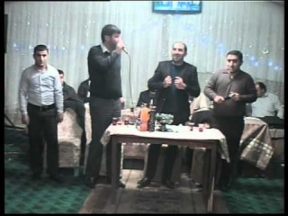 Valeh Lerik , Vuqar Bileceri , Resad dagli , Aydin Xirdalanli Bine toyu Meyxana 2011