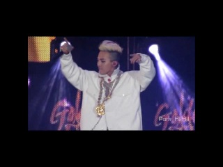 [HD fancam] 130116 27th Golden Disk Awards G-Dragon - Greeting