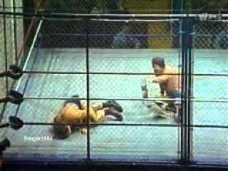 WWF - Bruno Sammartino vs. Roddy Piper-Steel Cage