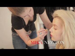 HELLION MAGAZINE & LoveFashionCouture Presents Mika Newton