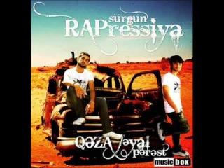 Qeza Boss ft. EURO - 5Ci Fəsil 2009 (Album Rapressiya Sürgün)