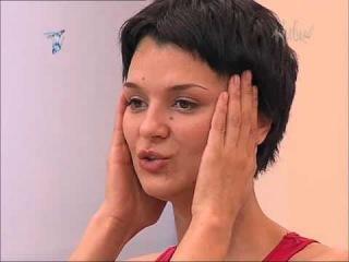 Гимнастика для лица:часть-10. Фитнес для лица-Овал лица Алёна Россошинская