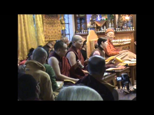 Bogdogegen Rinpoche 2010 Takten House