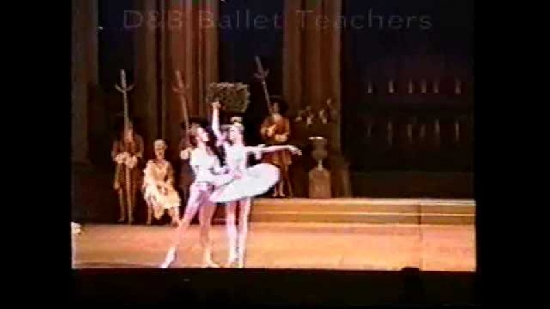 Sleeping Beauty Maya Dumchenko and Stanislav Belyaevsky Mariinsky Thatre 1995