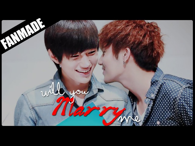 Gyumyung ;; Will you marry me? ll Sunggyu x Myungsoo [EN l TH]