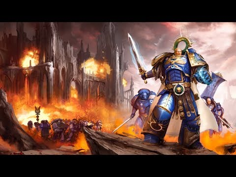 Warhammer. Ересь Хоруса. Дэвид Аннандейл. Робаут Жиллиман. Глава первая.