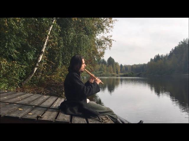 Провожая перелетных птиц свирель Евгений Ербенев