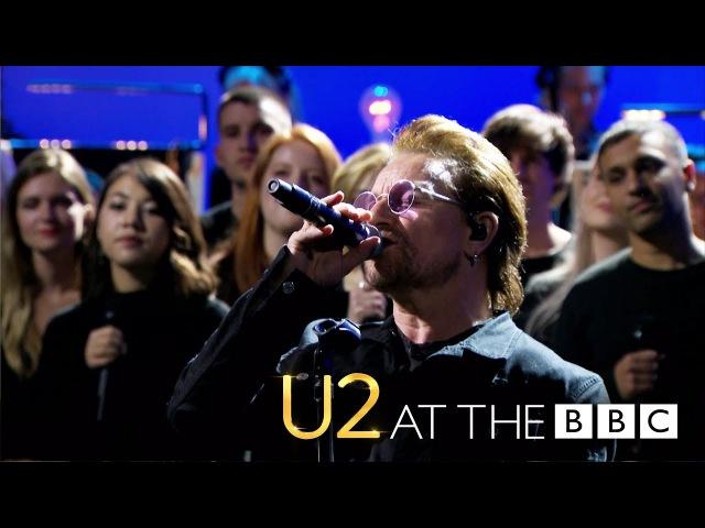 U2 Beautiful Day U2 At The BBC