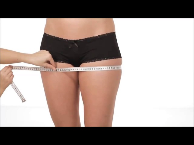 How to measure the hip girth Как правильно определить обхват бедер Блузка бай