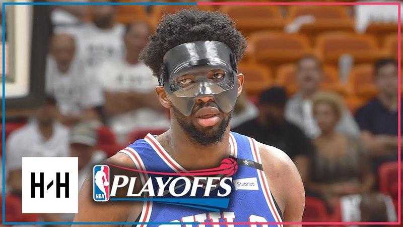 Philadelphia 76ers Full Highlights vs Miami Heat - Game 3 | April 19, 2018 | 2018 NBA Playoffs
