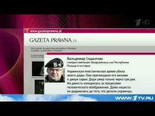 В адрес властей Украины выступил польский военный, с жестким заявлением