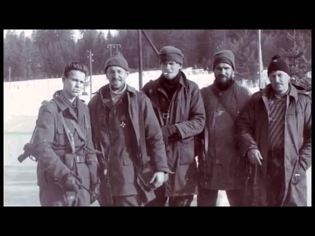 Ангел с горы Заглавак Фильм о добровольцах в Сербии 1992 1994