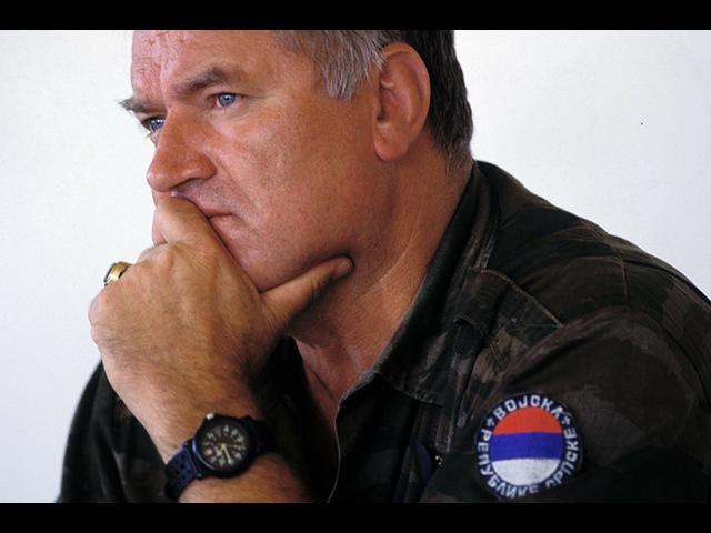 Roki Vulovic Generale Generale Ratko Mladic